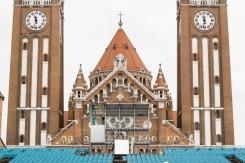 Szegedi szabadtéri játékok színpad