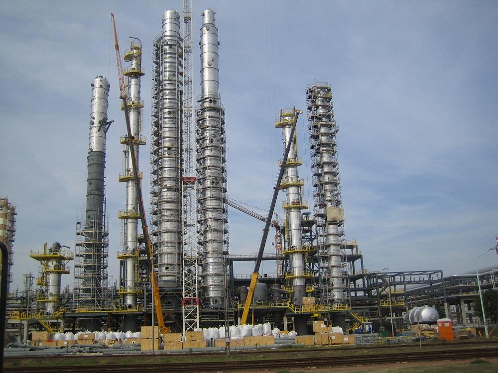 Egy nem mindennapi projekt: a tiszaújvárosi butadién gyár