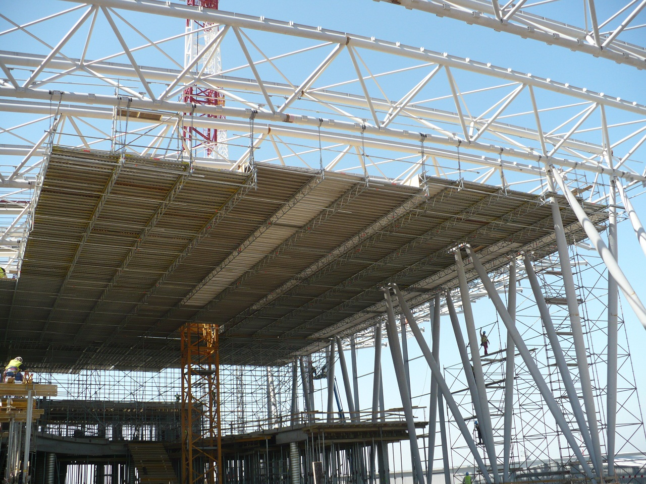 Sky Court – Illusztris épülettel bővült a Ferihegyi Repülőtér