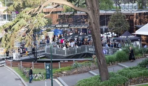 Melbourne Festival 2014