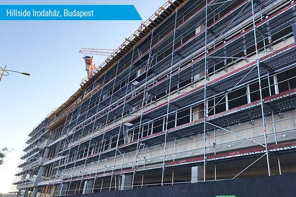 PM_Új építés_Hillside Irodaház_Budapest